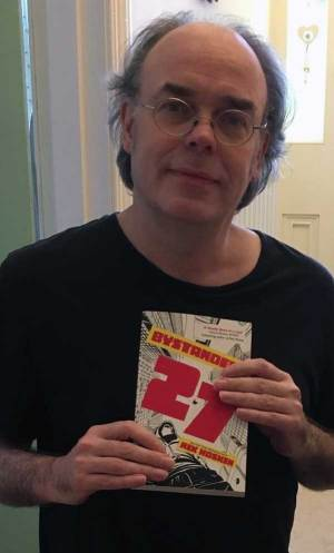 Author Rik Hoskin