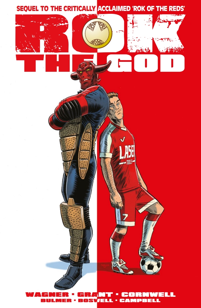 Rok the God - Cover