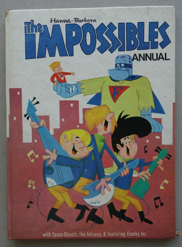 The Impossibles Annual 1969