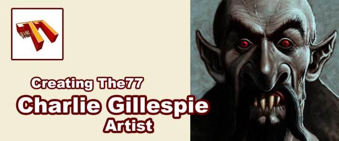Meet The77 - Charlie Gillespie