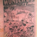 The Wonder Packet of English Comics - Cover