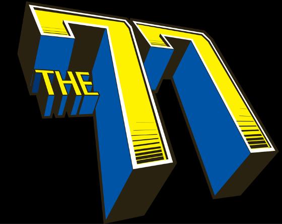 The77 - Retro 77 Logo