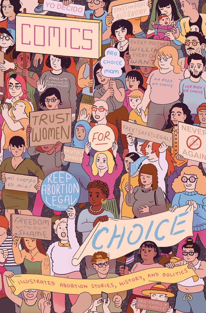 Comics For Choice by Hazel Newlevant