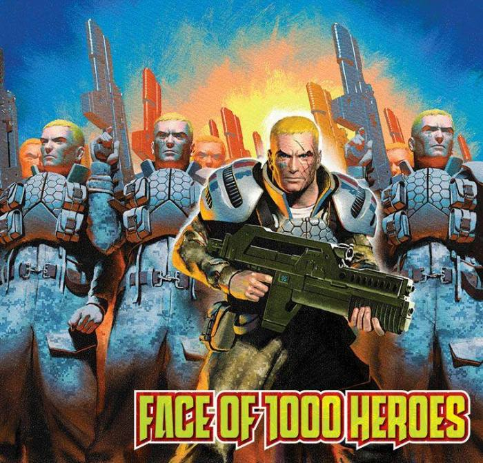Commando 5373: Action and Adventure: Face of 1000 Heroes - Full Cover