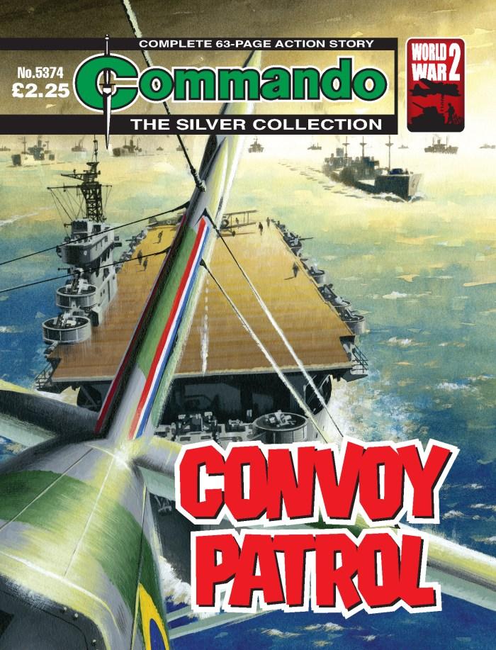 Commando 5374: Silver Collection: Convoy Patrol