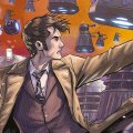 Doctor Who - Time Lord Victorious #2 Cover A by Andie Tong SNIP