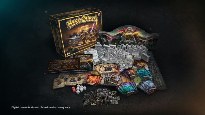 Heroquest Gaming System 2020