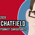 Lakes Festival Focus 2020: Cartoonist and Caricaturist Jason Chatfield