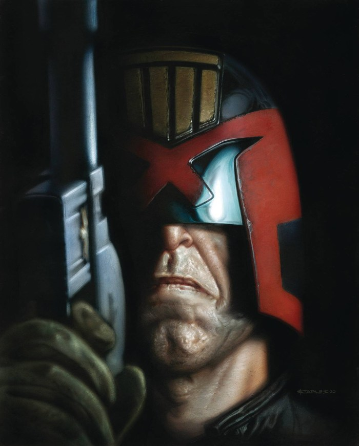 Judge Dredd Megazine Issue 424