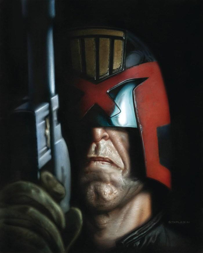 Judge Dredd Megazine Issue 424