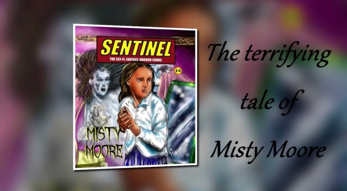 Sentinel Issue 4 - Misty Moore