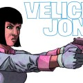 Velicity Jones #1 - Comixology Cover