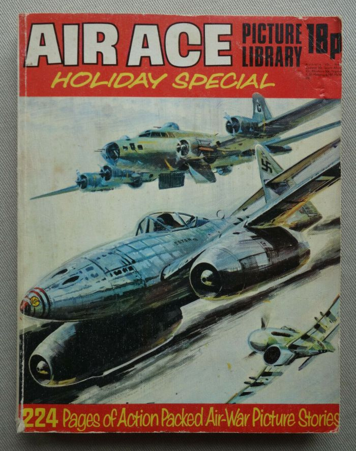 Air Ace Picture Library Holiday Special 1973