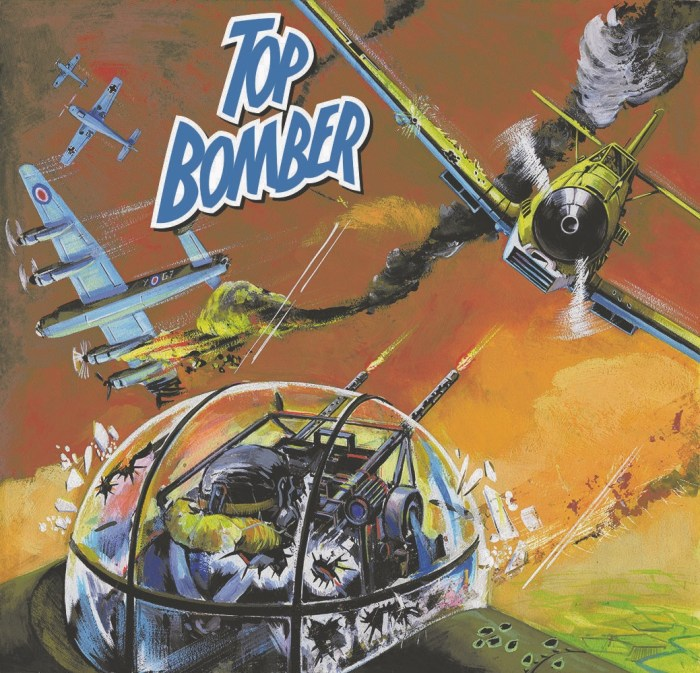 Commando 5376: Gold Collection: Top Bomber - Full