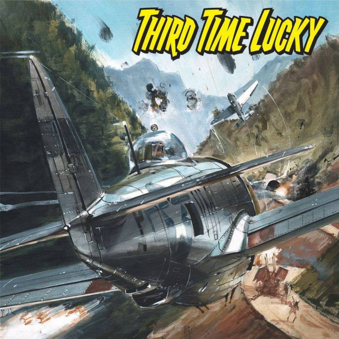 Commando 5377: Action and Adventure: Third Time Lucky - Fukll