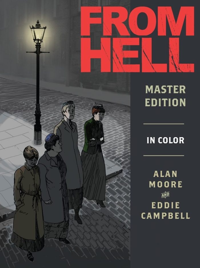 From Hell: Master Edition Cover