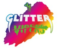 Glitter Vipers Badge