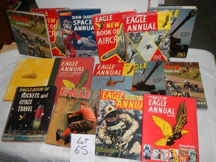 Nottingham Hoard 2020 - Eagle