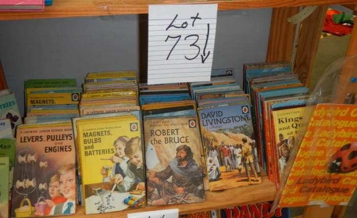 Nottingham Hoard 2020 - Ladybird Books