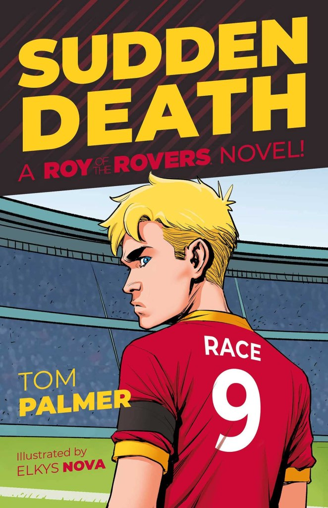 Roy of the Rovers - Sudden Death