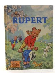 Rupert Bear Annual 1958