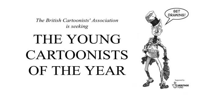 Young Cartoonist of the Year 2020