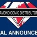 Diamond Comic Distributors UK - Special Announcement