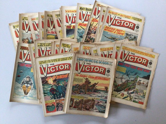 Victor Comics from 1962