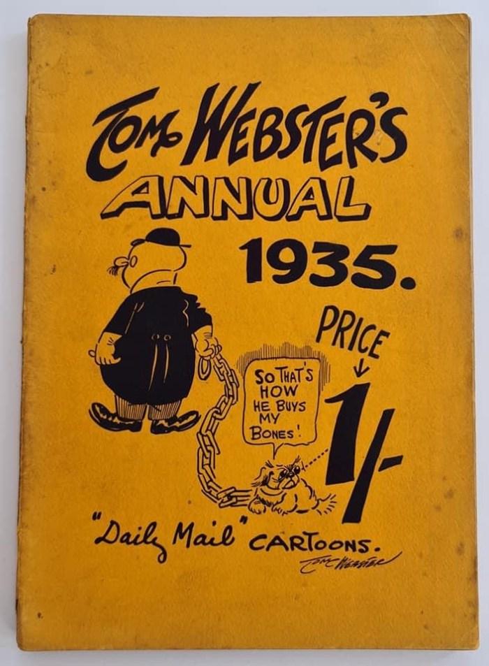 Tom Webster's Annual 1935