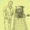 Percy Thrower Forgives the Dalek SNIP