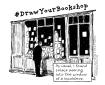 SelfMadeHero #DrawYourBookshop Challenge