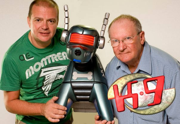 Paul Tams, the modern K9 and Bob Baker