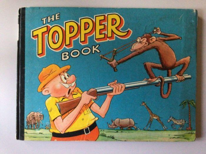 Topper Book 1959