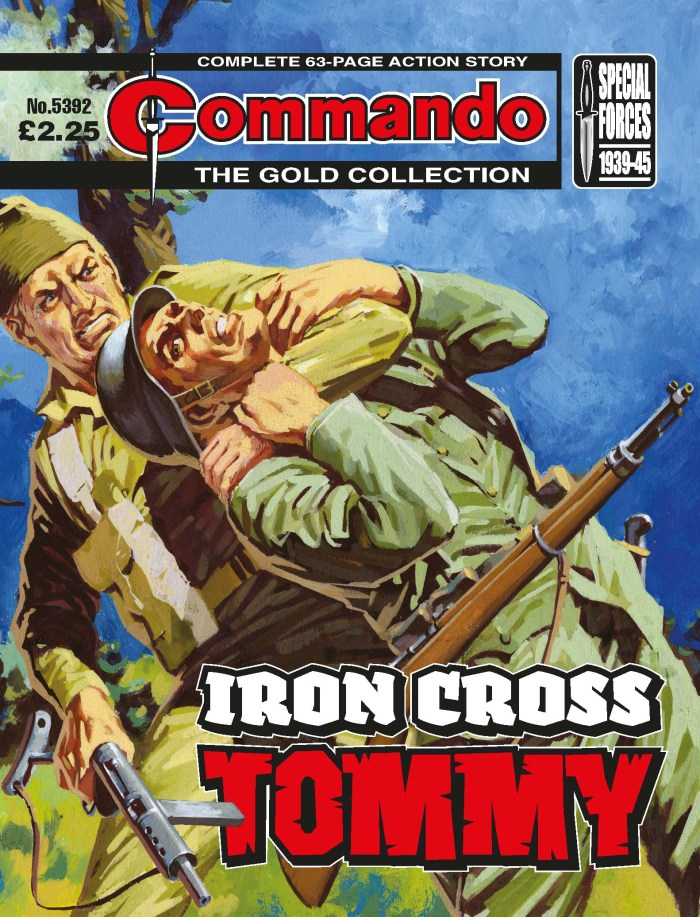 Commando 5392: Gold Collection: Iron Cross Tommy