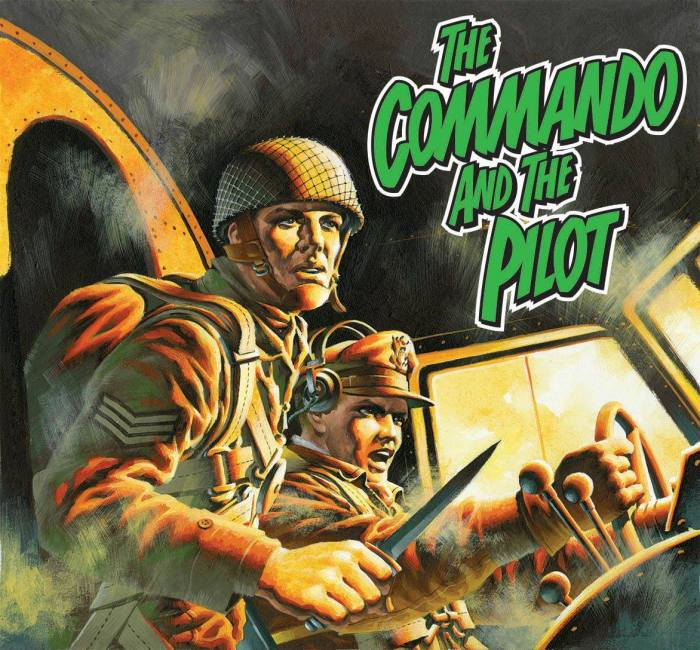 Commando 5394: Silver Collection: The Commando and the Pilot Full
