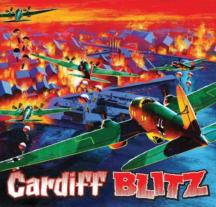 Commando 5397: Action and Adventure: Cardiff Blitz - Full