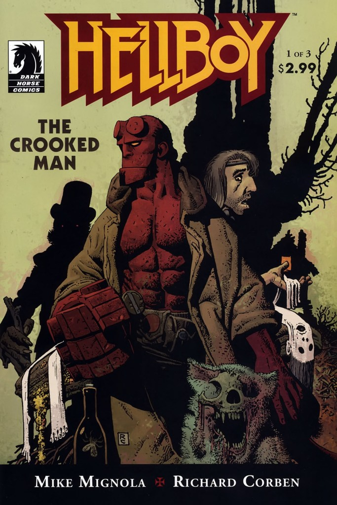 Hellboy - The Crooked Man #1 by Mike Mignola and Richard Corben