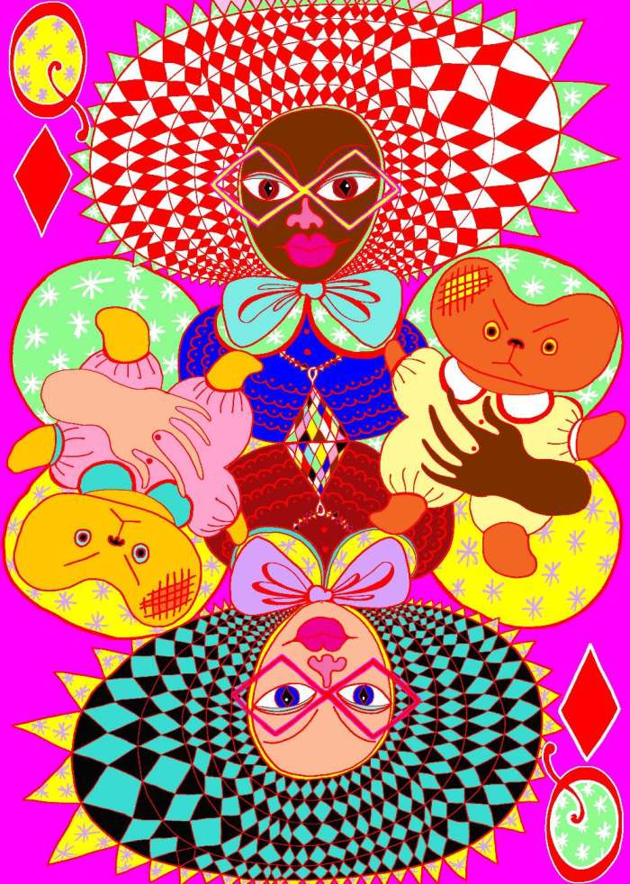 Transplant Links Community Charity Cards - Art by Grayson Perry