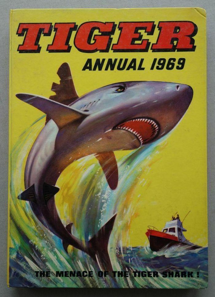 Tiger Annual 1969