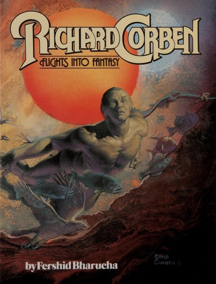 Flights into Fantasy (Richard Corben)