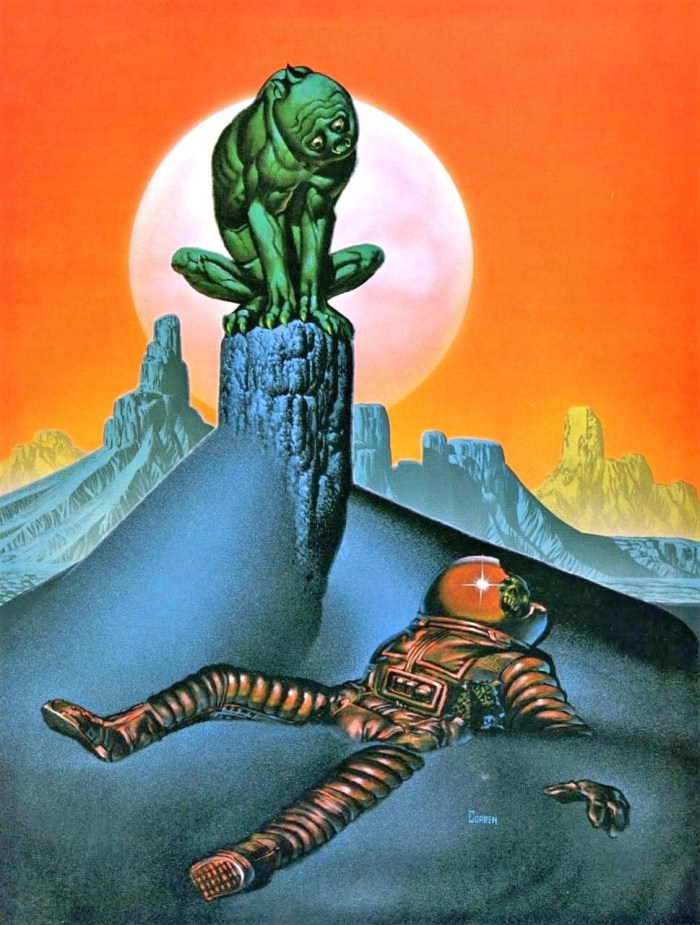 The back cover to Anomaly #4, published in 1972