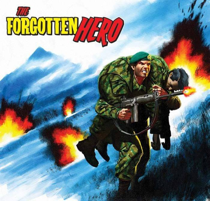 Commando 5405: Action and Adventure: The Forgotten Hero Full