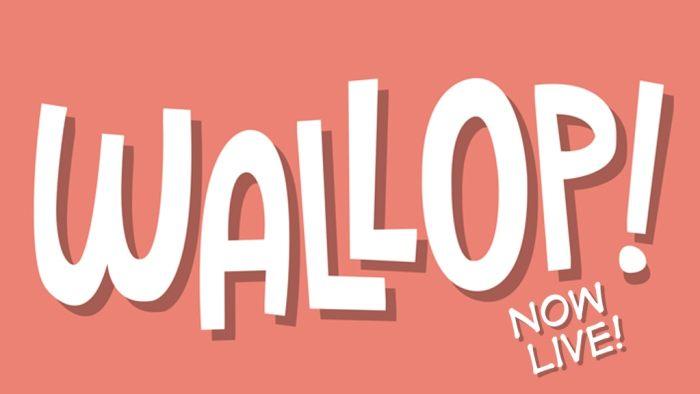 Wallop! Annual Logo