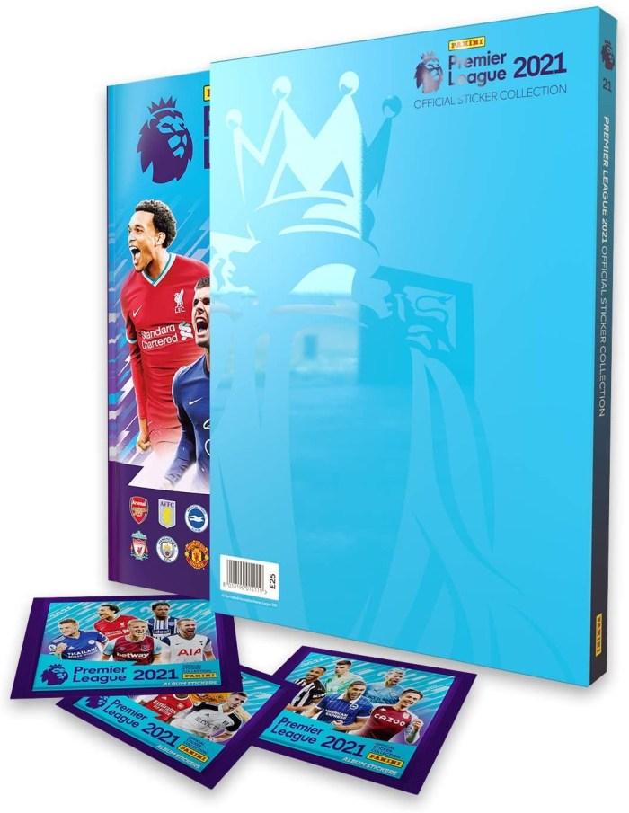 Premier League Official Sticker Collection 2021