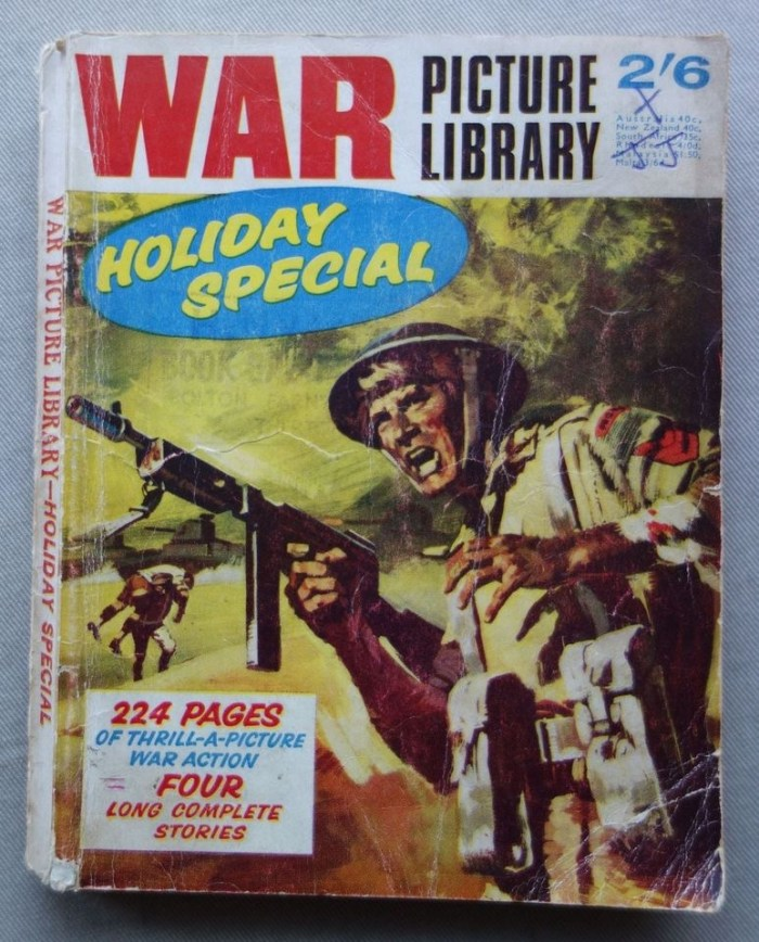 War Picture Library Holiday Special 1968