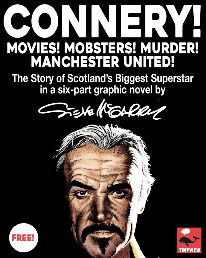 Connery by Steve McGarry
