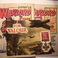 Warlord Issue 1 with free gift