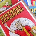 Roy of the Rovers Birthday Cards (2020)