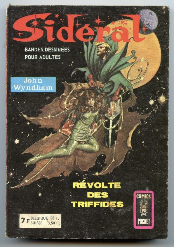 Sideral Issue 62 - Day of the Triffids Issue (French)
