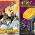 2000AD and New Suns - Rebellion Publishing